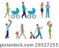 Married Couple with Children 29327255