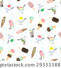 dessert, confectionery, pattern 29333388