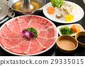 牛肉 涮涮锅 日本食品 29335015