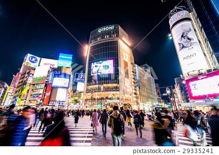 城市 复式交叉 涩谷站前 29335241