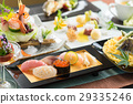 Japanese Sushi Course Menu Image 29335246