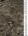 Black Soil Dirt Background Texture, Natural 29335561