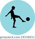 kid play soccer 29336631