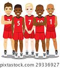 Basketball Team 29336927