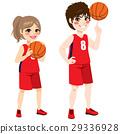 Basketball Children 29336928