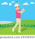 Golf Player 29336934