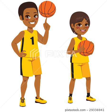 Basketball Players 29336941