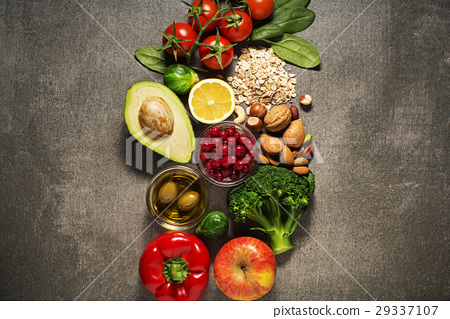 Healthy food 29337107