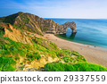 Durdle Door on the Jurassic Coast of Dorset, UK 29337559