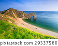 Durdle Door on the Jurassic Coast of Dorset, UK 29337560