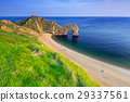 Durdle Door on the Jurassic Coast of Dorset, UK 29337561