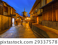Japanese old town in Higashiyama District of Kyoto 29337578
