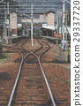 railroad, railway, track 29337720