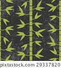 Bamboo stems seamless pattern 29337820