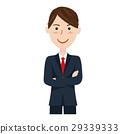 비즈니스맨, 직장인, 회사원 29339333