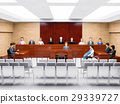 courtroom, courthouse, trial 29339727