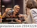 man, barman, cake 29343228