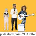 amplifier, band, children 29347967