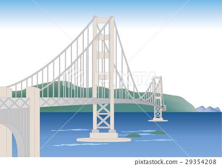 懸索橋/海峽大橋 29354208
