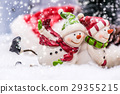 Christmas and Happy New year, winter concept 29355215
