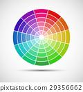 color, palette, vector 29356662