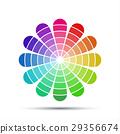 color, palette, vector 29356674