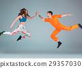 臀部 跳 舞者 29357030