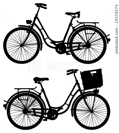Two classic bicycles 29358574