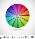 palette, vector, colorful 29358805