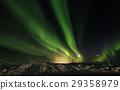 Aurora Borealis in Pingvellir National Park 29358979