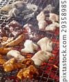 烤牛肉/豬肉內臟 荷爾蒙 韓國燒烤 29358985