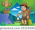 Scout boy theme image 4 29359489