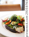 grilled vegetables with balsamic 29359763