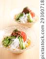 夏令時蔬 夏季蔬菜 冷掛麵面 29360718