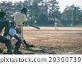 高中棒球比赛风景 29360739