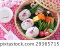 Sakura onigiri的樱花午餐盒 29365715