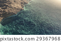 sea cave with ocean view 29367968