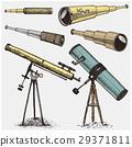 望遠鏡 設計 向量 29371811