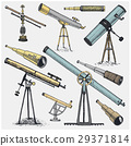 set of astronomical instruments, telescopes 29371814