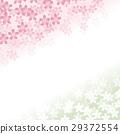 Sakura background pattern 29372554