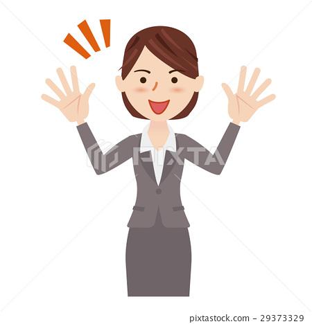 事業女性 商務女性 商界女性 29373329