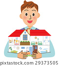 家 房 房屋 29373505