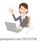 business, woman, businesswoman 29373738