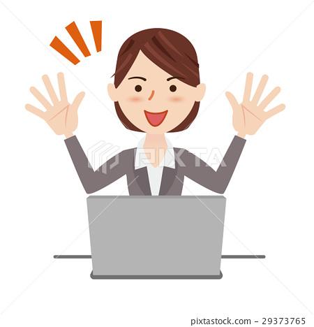 事业女性 商务女性 商界女性 29373765