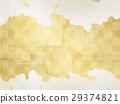 cloud, clouds, gold leaf 29374821