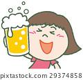 맥주, 건배, 생맥주 29374858