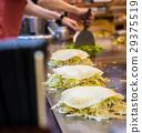 Cooking Hiroshima Okonomiyaki 29375519