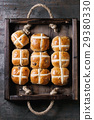 Hot cross buns 29380330