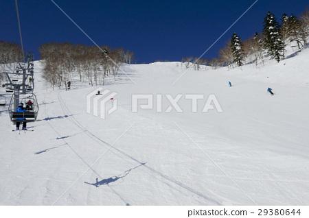 富良野滑雪場的技術路線(山頂附近) 29380644