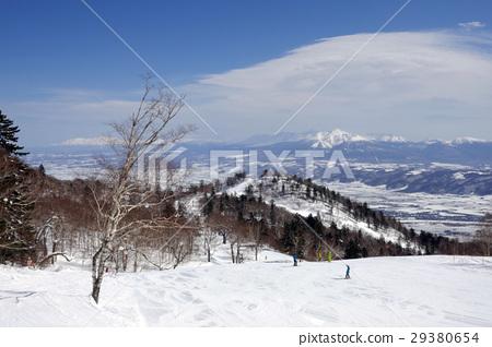 富良野滑雪場入口Sailer Course 29380654